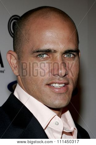 June 11, 2006. Kelly Slater at the 21st Annual Sports Spectacular held at the Hyatt Regency Century Plaza Hotel in Century City, California United States.