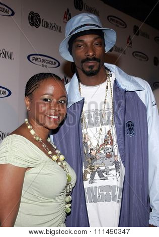 June 11, 2006. Snoop Dogg at the 21st Annual Sports Spectacular held at the Hyatt Regency Century Plaza Hotel in Century City, California United States.