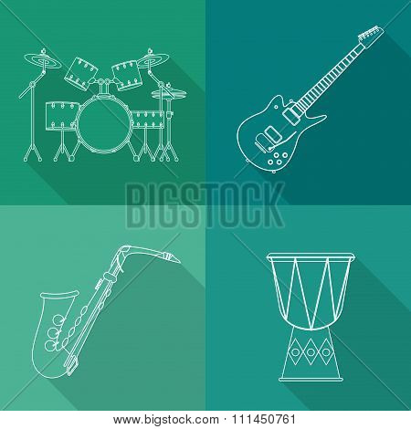 Music instrument design