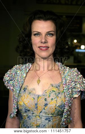 02/14/2005 - Hollywood - Debi Mazar at the Be Cool Premiere Red Carpet at Grauman's Chinese Theater in Hollywood.