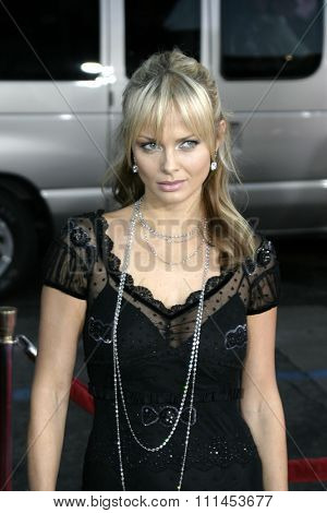 Izabella Scorupco at the Los Angeles premiere of