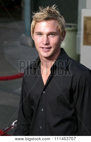 Brian Geraghty at the Los Angeles premiere of