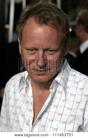 Stellan Skarsgard at the Los Angeles premiere of