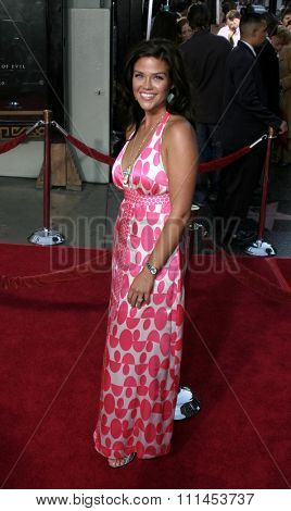 Susan Ward at the Los Angeles premiere of