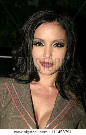 19 August 2004 - Hollywood, California - Masumi Max. Pelle Pelle's Celebrity Catwalk for charity hosted by Nicole Richie at the Palladium in Hollywood.