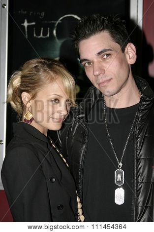 03/08/2005 - Hollywood - Nicole Richie and DJ AM at