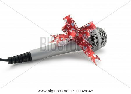 Microphone_bow