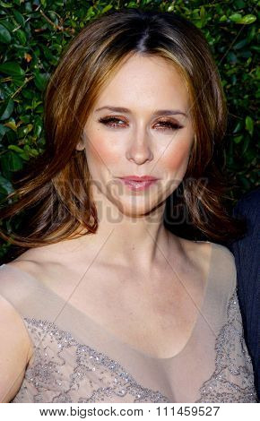 Jennifer Love Hewitt at the 2007 Spike TV's Scream Fest held at the Greek Theater in Hollywood on October 19, 2007.