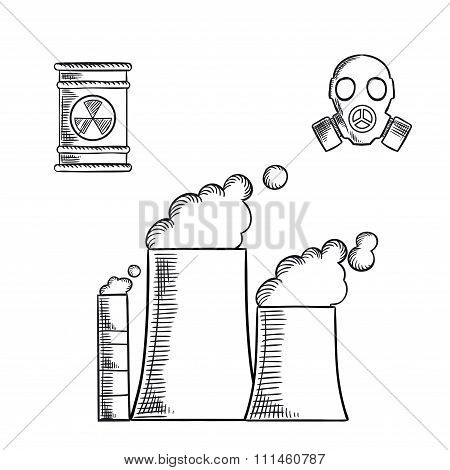 Pollution and destruction of environment