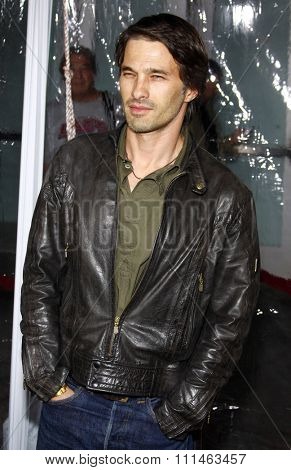 Olivier Martinez attends the Los Angeles Premiere of