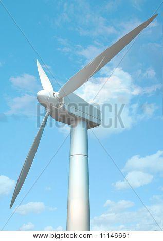 3D Wind Mill