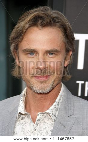 Sam Trammell at the Season 7 premiere of HBO's 'True Blood' held at the TCL Chinese Theatre in Los Angeles, United States, 170614.