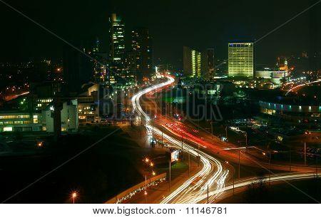 Nacht-Vilnius