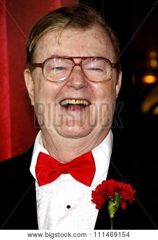 Robert Michael Morris at the Los Angeles premiere of HBO's 'The Comeback' held at the El Capitan Theatre in Los Angeles on November 5, 2014.