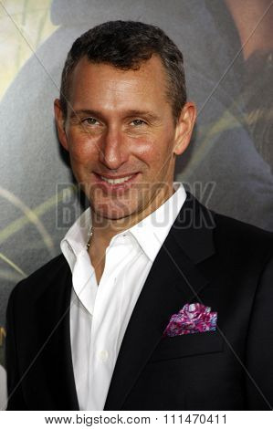 Adam Shankman at the Los Angeles premiere of 'Dear John' held at the Grauman's Chinese Theatre in Hollywood on Februaty 1, 2010.
