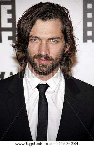Michiel Huisman at the 64th Annual ACE Eddie Awards held at the Beverly Hilton Hotel in Los Angeles, United States, 070214.
