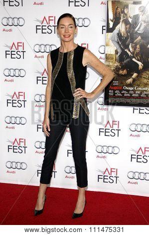 Julianne Nicholson at the AFI Fest 2013 screening of