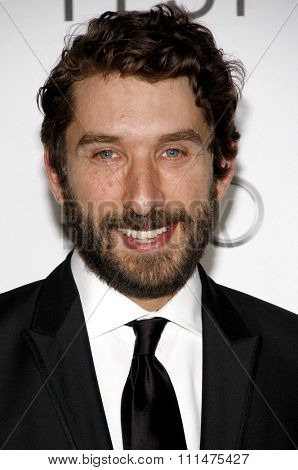 Sergio G. Sanchez at the AFI FEST 2012 Special Screening of 'The Impossible' held at the Grauman's Chinese Theatre in Hollywood on November 4, 2012.
