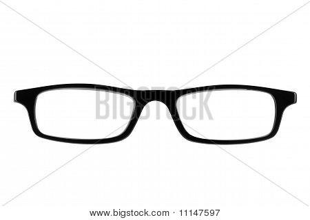 Female Black Spectacle Frames