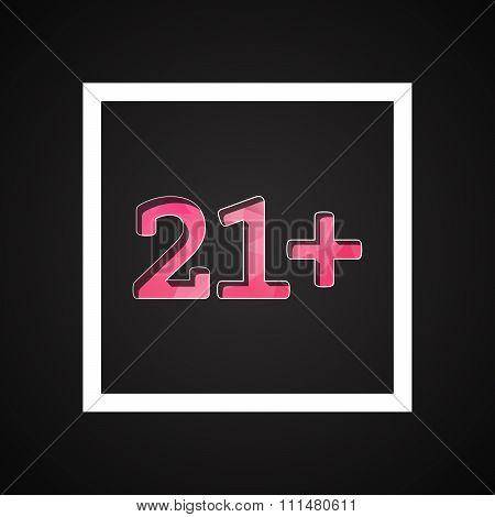 Age Limit Icon 02