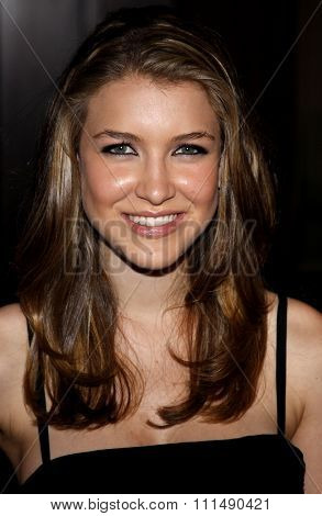 Nathalia Ramos at the 2009 Noche de Ninos Gala held at the Beverly Hilton Hotel in Beverly Hills on May 9, 2009.