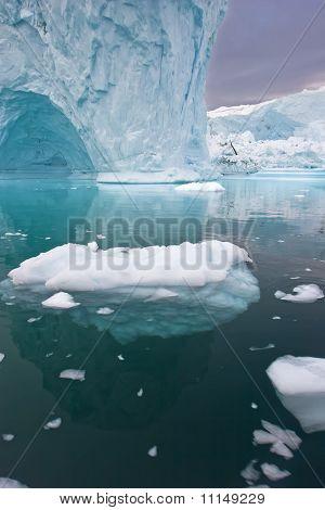 Greendland Iceberg