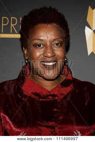 CCH Pounder at the 10th Annual PRISM Awards held at the Beverly Hills Hotel in Beverly Hills, California, USA on April 27, 2006.