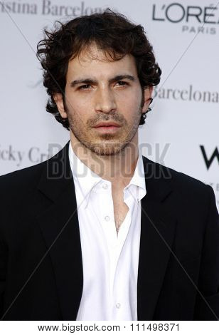 Chris Messina at the Los Angeles premiere of 'Vicky Cristina Barcelona' held at the Mann Village Theatre in Westwood on August 4, 2008.