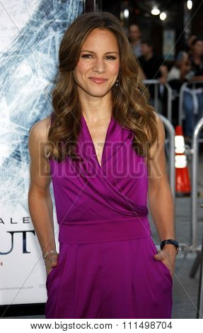 Susan Downey at the Los Angeles premiere of 'Whiteout