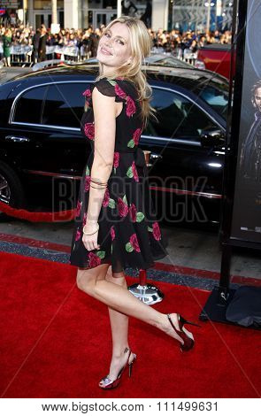 Diora Baird at the Los Angeles premiere of 'X-Men Origins: Wolverine' held at the Grauman's Chinese Theatre in Hollywood on April 28, 2009.
