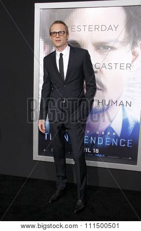 Paul Bettany at the Los Angeles premiere of