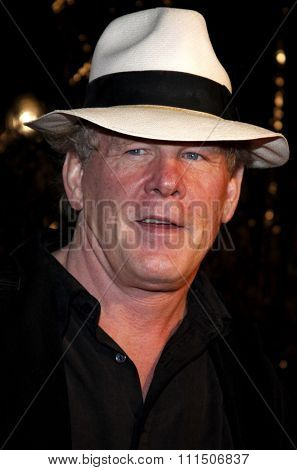 Nick Nolte at the Los Angeles premiere of 'The Spiderwick Chronicles'  held at the Paramount Studios in Hollywood on January 29, 2008.