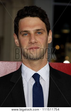 Justin Bartha at the Los Angeles premiere of 'The Hangover Part II' held at the Grauman's Chinese Theatre in Hollywood on May 19, 2011.