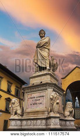 Dante Alighieri L'italia M-dccc-lxv