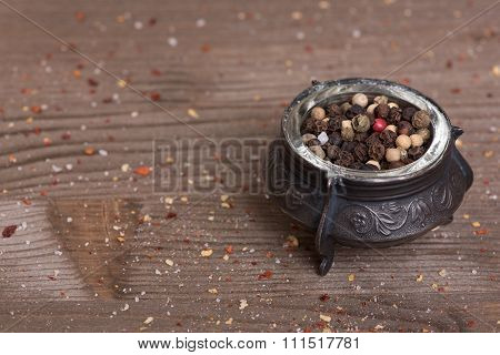 Spice. Black Pepper