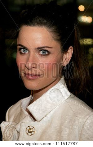 Amanda Peet attends the World Premiere of