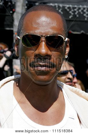 Eddie Murphy attends the Los Angeles Premiere of
