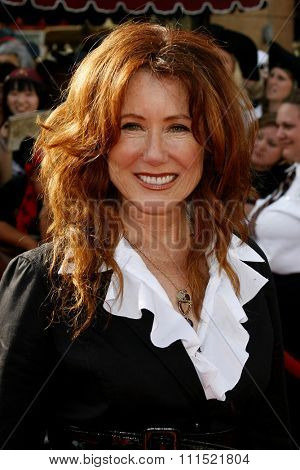 Mary McDonnell attends the World Premiere of