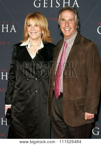 Henry Winkler attends the Los Angeles Premiere of