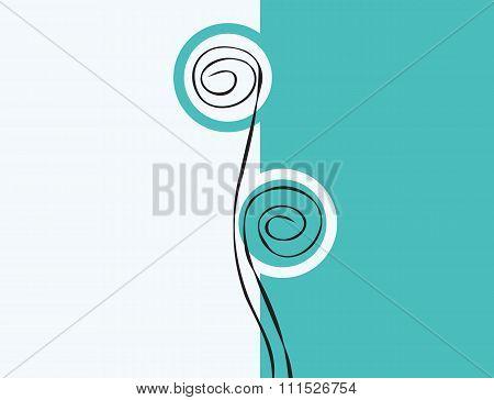 Abstract wallpaper design