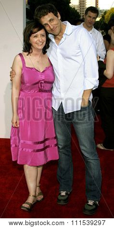 Rachel Dratch and fellow SNL cast member attend the Los Angeles Premiere of
