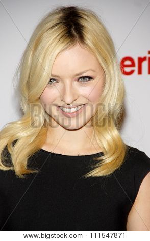 Francesca Eastwood at the 19th Annual Race To Erase MS held at the Hyatt Regency Century Plaza in Century City, USA on May 18, 2012.