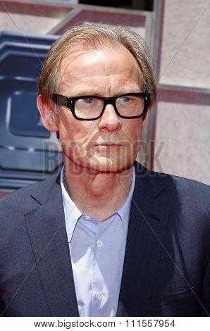 Bill Nighy at the World premiere of 'G-Force' held at the El Capitan Theater in Hollywood, USA on July 19, 2009.