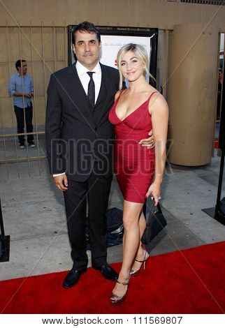 HOLLYWOOD, CA - JULY 19, 2012: Nick Urata at the Los Angeles premiere of 'Ruby Sparks' held at the Egyptian Theatre in Hollywood, USA on July 19, 2012.