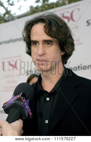 Jay Roach at the 75th Diamond Jubilee Celebration for the USC School of Cinema-Television held at the USC's Bovard Auditorium in Los Angeles, USA on September 26, 2004.