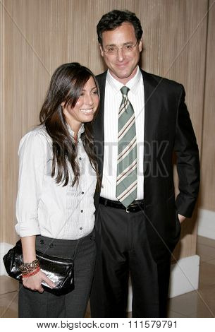 BEVERLY HILLS, CA - NOVEMBER 20, 2006: Michell Ghaltchi and Bob Saget at the 2006 Los Angeles Free Clinic Annual Gala held at the Beverly Hilton Hotel in Beverly Hills, USA on November 20, 2006.