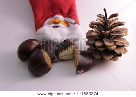 Chestnuts and New year