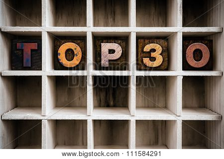 Top 30 Concept Wooden Letterpress Type In Drawer