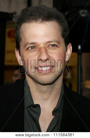 HOLLYWOOD, CA - MAY 04, 2006: Jon Cryer at the Los Angeles premiere of 'Mission: Impossible 3' held at the Grauman's Chinese Theatre in Hollywood, USA on May 4, 2006.