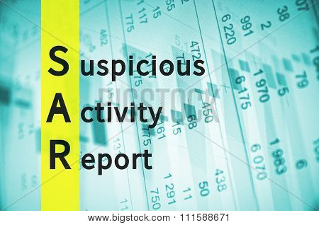Suspicious Activity Report